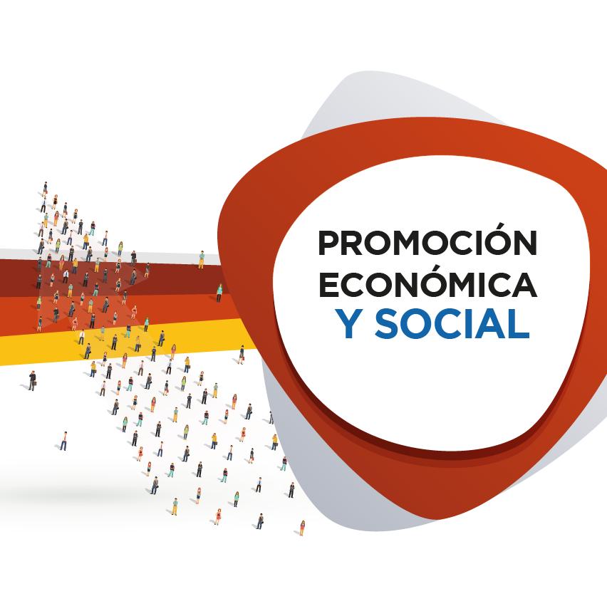 Promoción económica y social