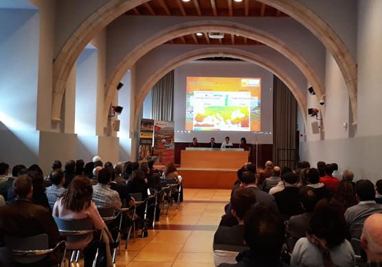 Jornada «Importancia de la aplicación de la energía fotovoltaica en el entorno rural»