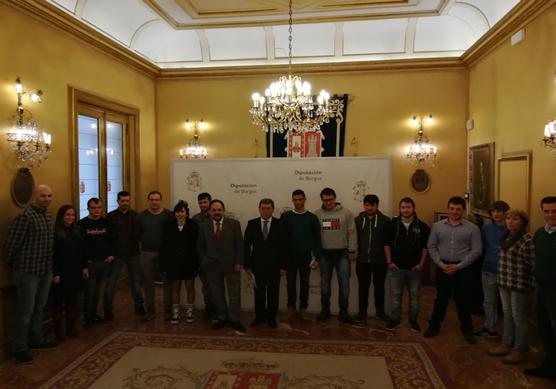 Prácticas formativas en empresas extranjeras para jóvenes de nuestra provincia
