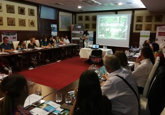SODEBUR intercambia experiencias de innovación social en el medio rural con socios europeos