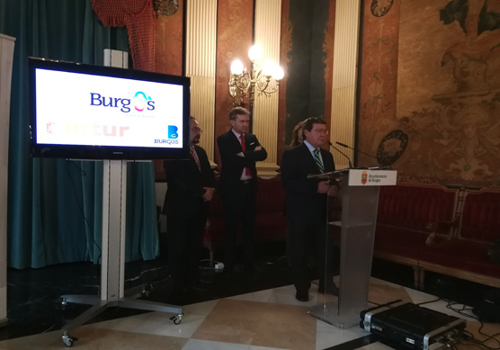 INTUR 2018. «BURGOS, ORIGEN Y DESTINO, PATRIMONIO MUNDIAL»