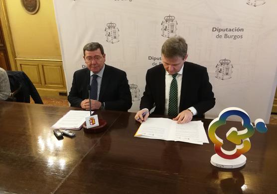 Burgos participa en FITUR con el estandarte de las Edades del Hombre de Lerma y la nueva oferta de turismo familiar de la ciudad