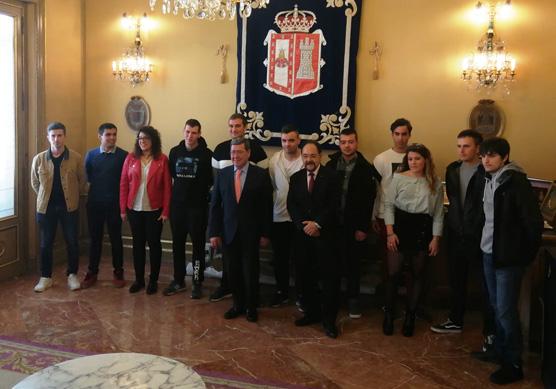 Prácticas formativas en empresas extranjeras para 11 jóvenes de la provincia