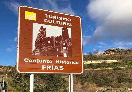 Diputación instala 135 nuevas señales para mejorar la señalización turística en las carreteras de la Provincia
