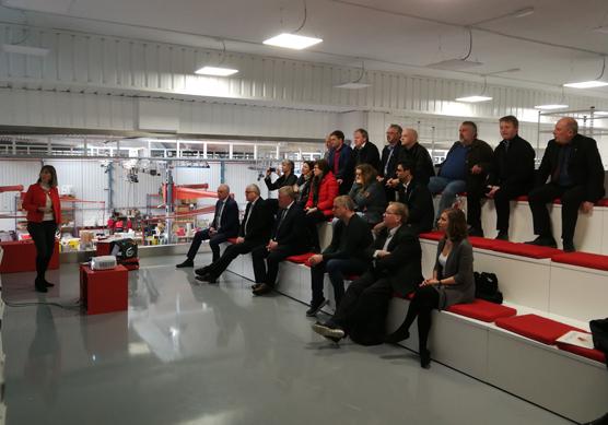 La provincia de Burgos referente de innovación empresarial en el medio rural a nivel europeo