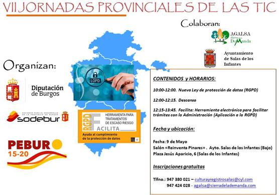 VII Jornadas provinciales de las TICs