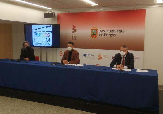 Burgos lanza la Film Commission para captar el turismo audiovisual.