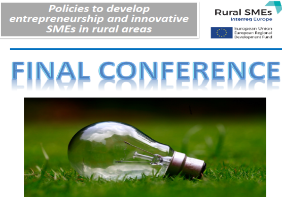 SODEBUR y la UE fomentan el emprendimiento/innovación en el medio rural