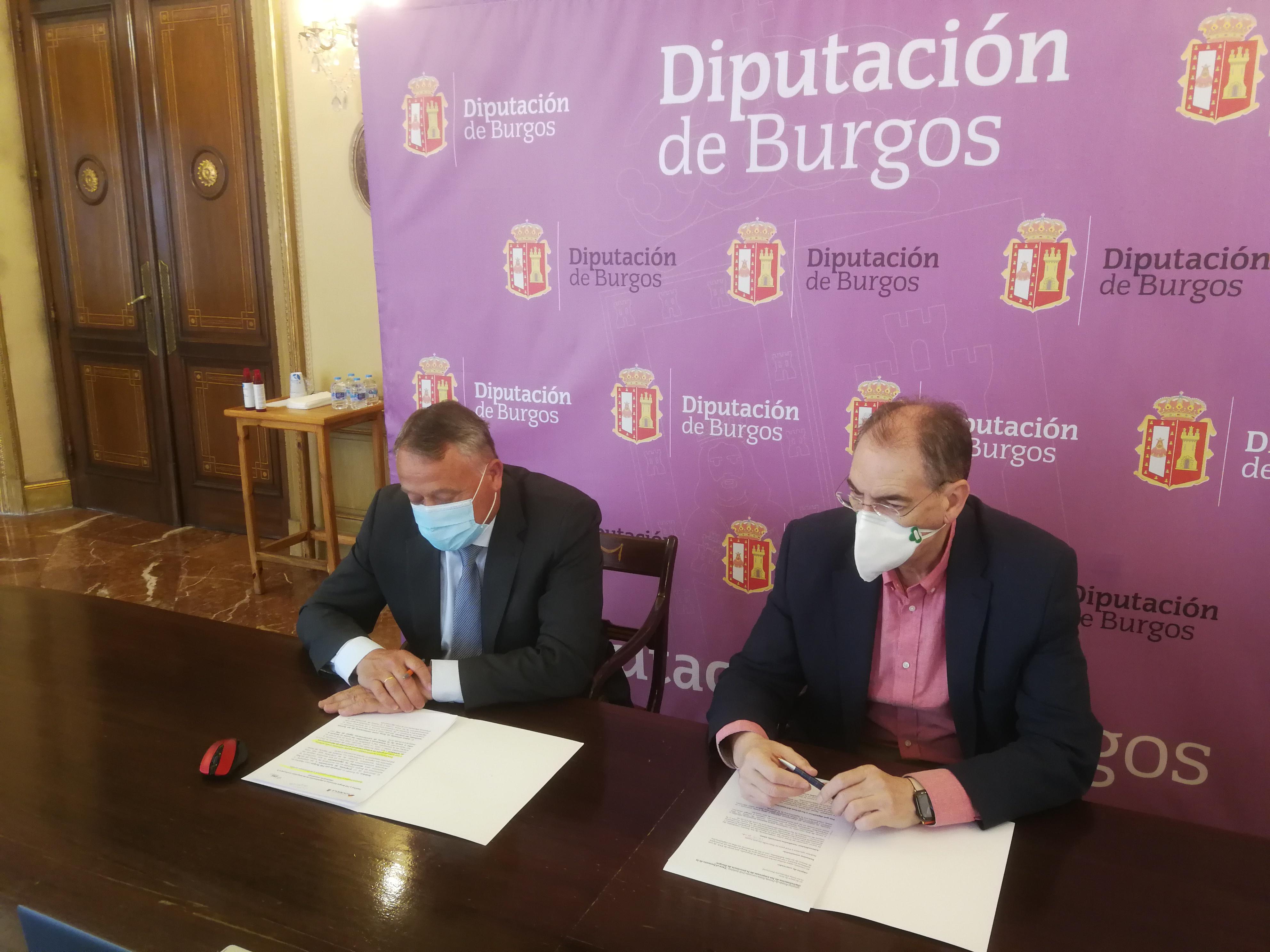Sodebur y FAE Burgos fomentan la digitalización de las empresas ruralespara la reactivación económica